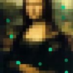 Mona Lisa digitál