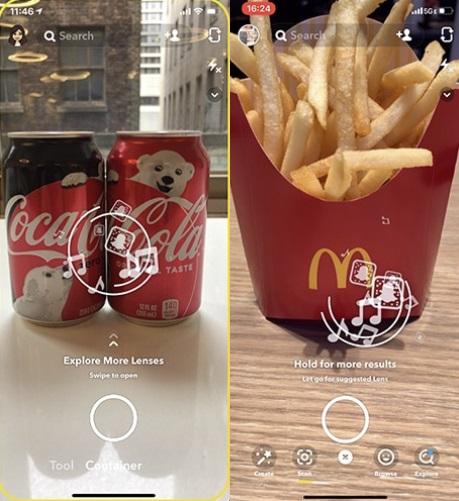 Interaktívna komunikácia so značkou cez AR filter